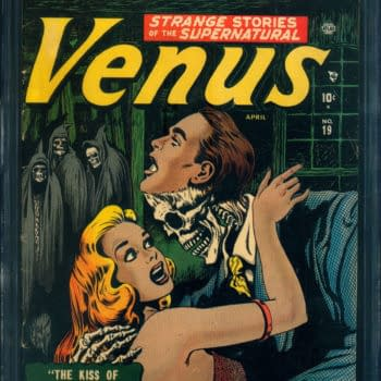 Venus #19 is the Pre-Code Horror You Need, Only from ComicConnect!