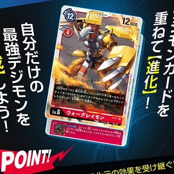 Bandais Digimon Card Game A Massive Hit In Japan