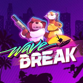 Funktronic Labs Reveals Wave Break Will Come To Stadia First