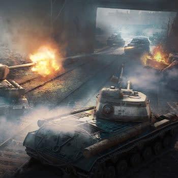 World Of Tanks Road to Berlin Art
