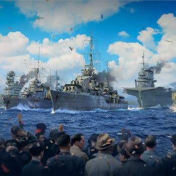 World Of Warships Navy Parade