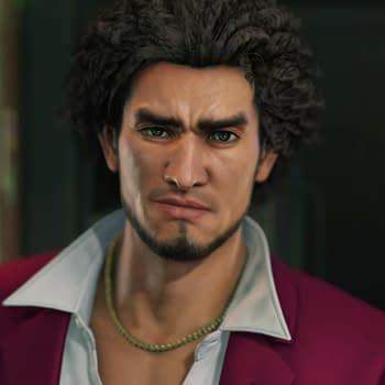 Yakuza: Like A Dragon Listing Found On SteamDB