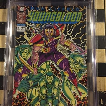 Youngblood #2 Hits $100 on eBay After Prophet/Marc Guggenheim News