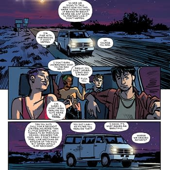 The Pride Vs Youth Two Queer Superhero ComiXology Originals Comics