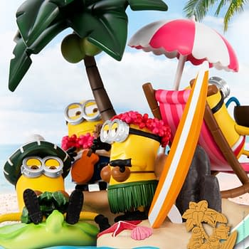 The Minions Are Back With Dynamic Statues From Beast Kingdom