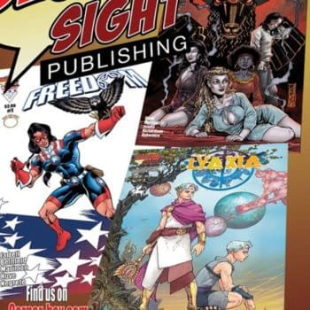 SecondSight Launch Lady Freedom, Cult Of Dracula, Book Of Lyaxia