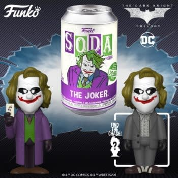 Funko Announces TMNT, KISS, Chilly Willy and Joker Funko Sodas