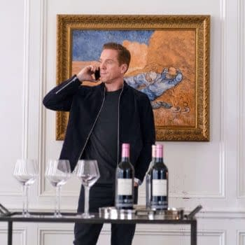 Here's a look at a scene from the sixth episode of Billions season 5 (Image: Showtime).