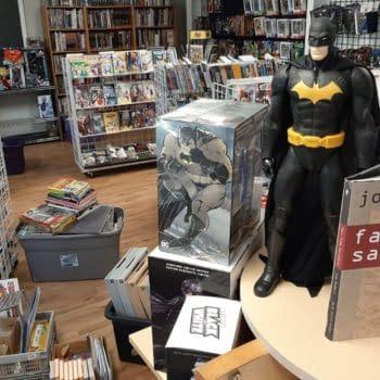 Dewey's Comic City of New Jersey Moves Into Joe Kubert School