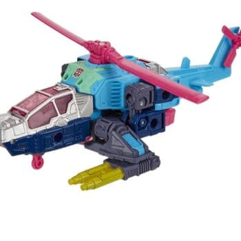 Hasbro Announces New Transformers Generations Selects