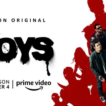 The Boys EP Talks Season 2 Butcher Short Giancarlo Esposito &#038 More