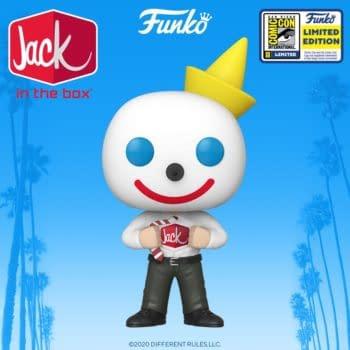 Funko SDCC 2020 Reveals - Jack in the Box, Steve Aoki, Crunchberry