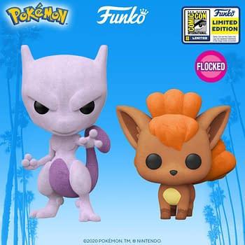 Funko SDCC 2020 Reveals: Fortnite Pokemon and Sonic the Hedgehog