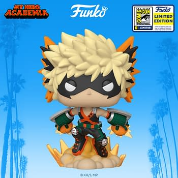 Funko SDCC 2020 &#8211 Dragon Ball Super My Hero Academia Hello Kitty