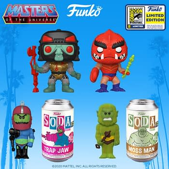 Funko SDCC 2020 Reveals &#8211 Masters of the Universe