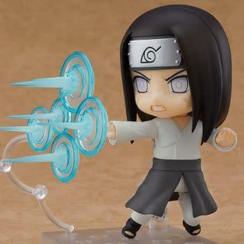 Naruto Shippuden Neji Hyuga Comes to Life with Good Smile Company