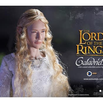 Lord of the Rings Galadriel Is Back With New Figure From Asmus Toys