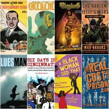 25 More Race-Related Graphic Novels That Should Top Amazon Chart