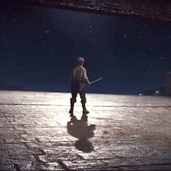 Star Wars The Last Jedi Broom Boy Shoots His Shot On Returning