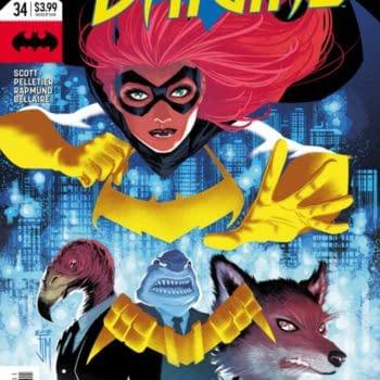 Mairghread Scott On Not Attending Bat-Summits When Writing Batgirl