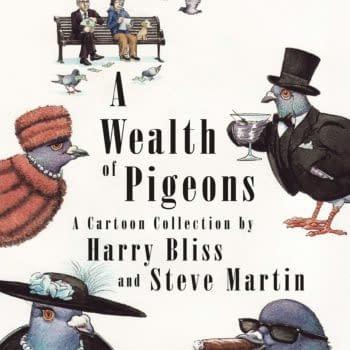 Steve Martin (Yes That Steve Martin), Cartoonist (With Harry Bliss)