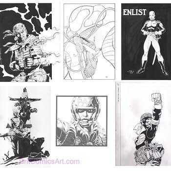 Martha Washington Goes To Auction &#8211 Beginning With Walt Simonson