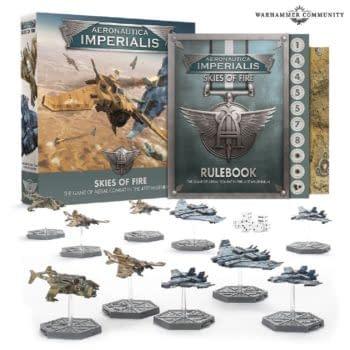 Games Workshop Releasing New Aeronautica Imperialis This Weekend