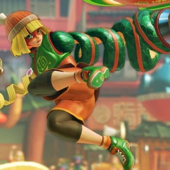 Nintendo Confirms The Next Smash Bros. Character Is From ARMS