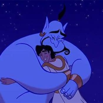 Aladdin: How Robin Williams' son Zak Uses Film to Teach His Child
