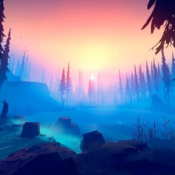 FJRD Interactive Shows Off Among Trees During PC Gaming Show