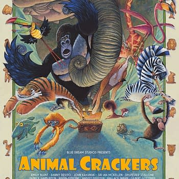 Watch Trailer For Animated Film Animal Crackers On Netflix In July