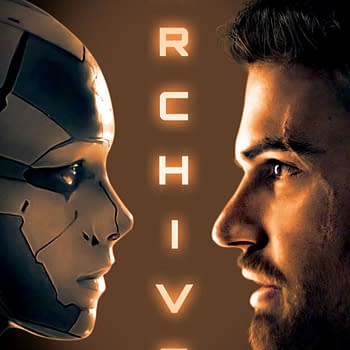 Archive Trailer Promises Sci-Fi Romance With Theo James On July 10th