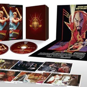 Flash Gordon Coming To 4K Blu-ray From Arrow Video