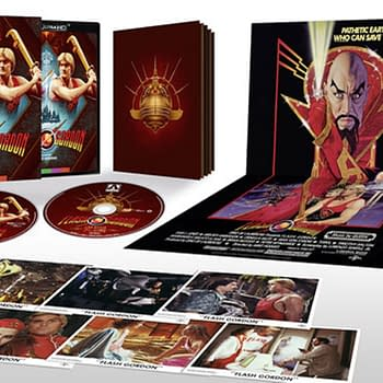 Flash Gordon Coming To 4K Blu-ray From Arrow Video