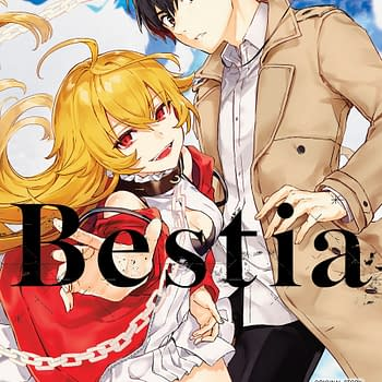 Bestia is Yen Press Latest Fantasy Romance Manga Series