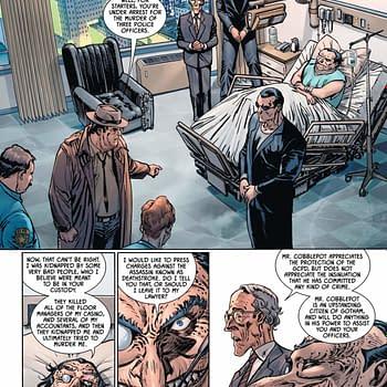How Batman #92 Puts Gotham City on Lockdown From DC Comics This Week