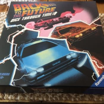 Back To The Future: Dice Through Time, By Ravensburger: A Review