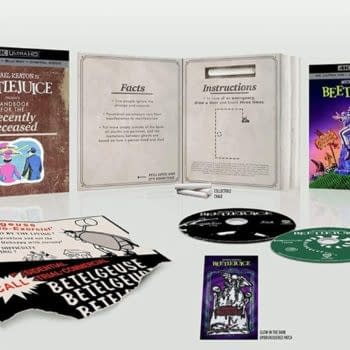 Beetlejuice Coming To 4K Blu-ray Later This Year