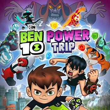 Ben 10: Power Trip Will Officially Be Released In October 2020