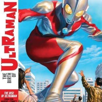 The Birth Of Ultraman Coming To Blu-ray On July 10th, Ultraman Day