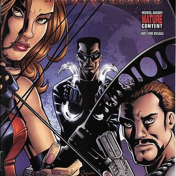 Obscure Comics: The Forgotten Blade Trinity Comic and Manga