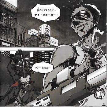 Blade Manga Dojinshi Page 02