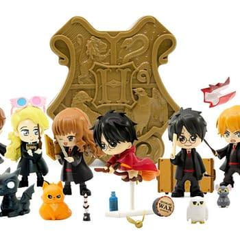 Harry Potter Capsule Toys From YuMe Hit Walmart On July 17th