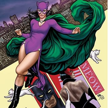 Catwoman 80th Anniversary Special #1 1970's Variant