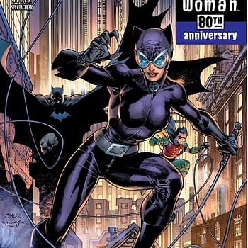 Catwoman 80th Anniversary Special #1 2000's Variant