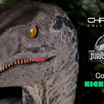 Chronicle Collectibles Announces Jurassic Park Kickstarter Campaign