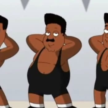 Cleveland Brown from Family Guy (Image: FOX)