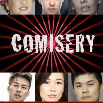 Comisery poster from Margin Films