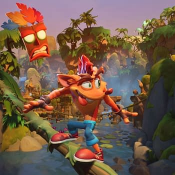 Crash Bandicoot 4: Its About Time Will Be Released October 2nd