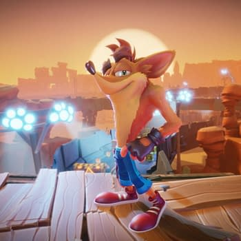 Crash Bandicoot 4: Its About Time Get A New Gameplay Trailer